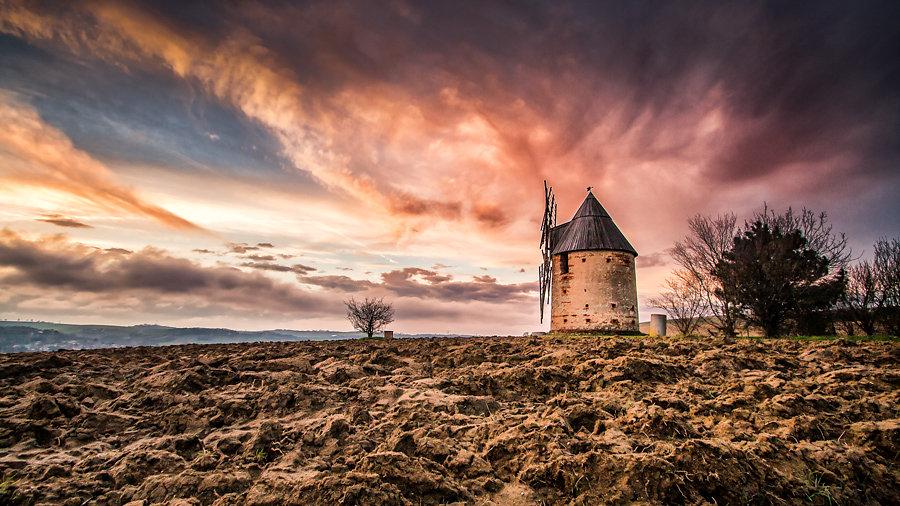 France - Saint sulpice sur lèze