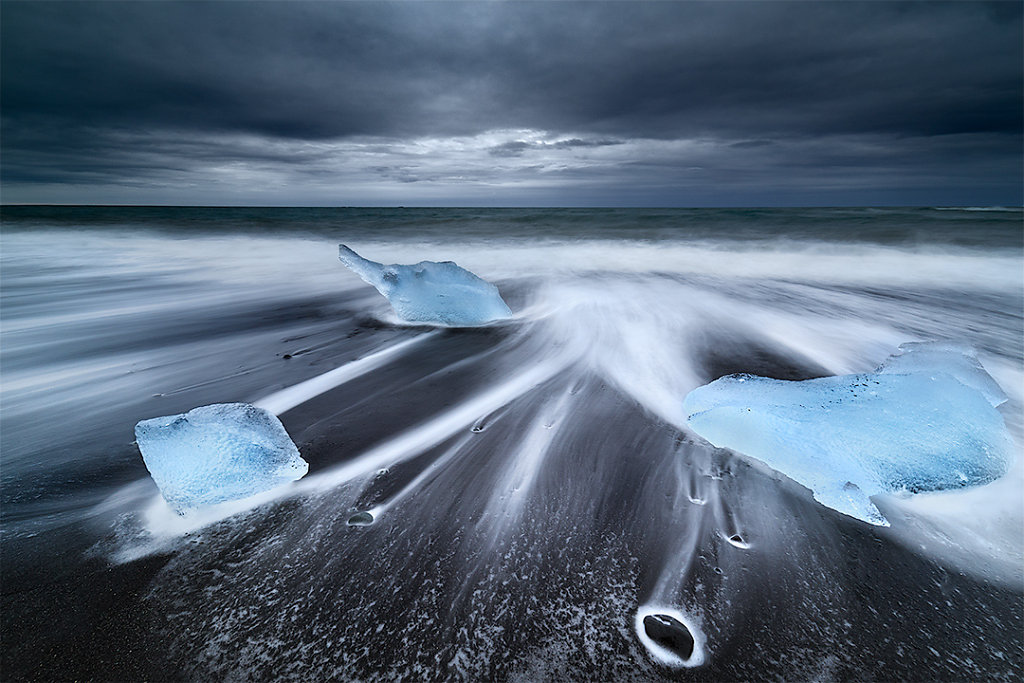 Iceland - Diamond beach