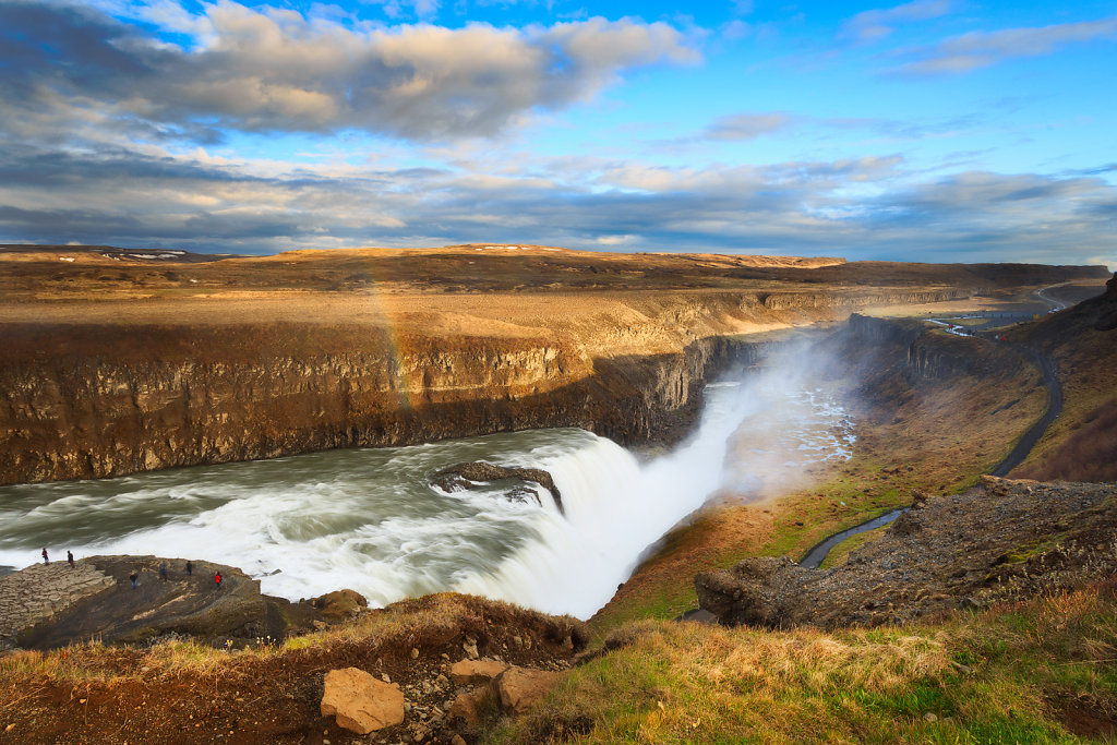 Iceland - golden circle