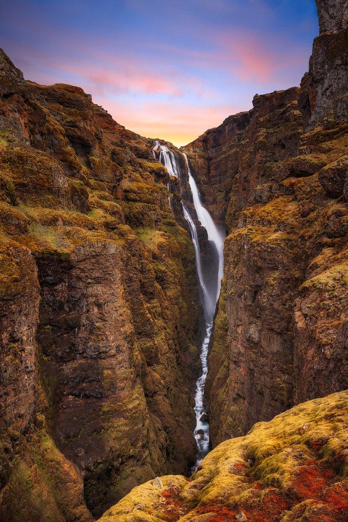 Iceland - Glymur