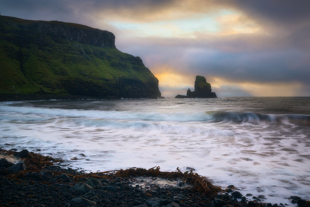 Scotland - Skye beach