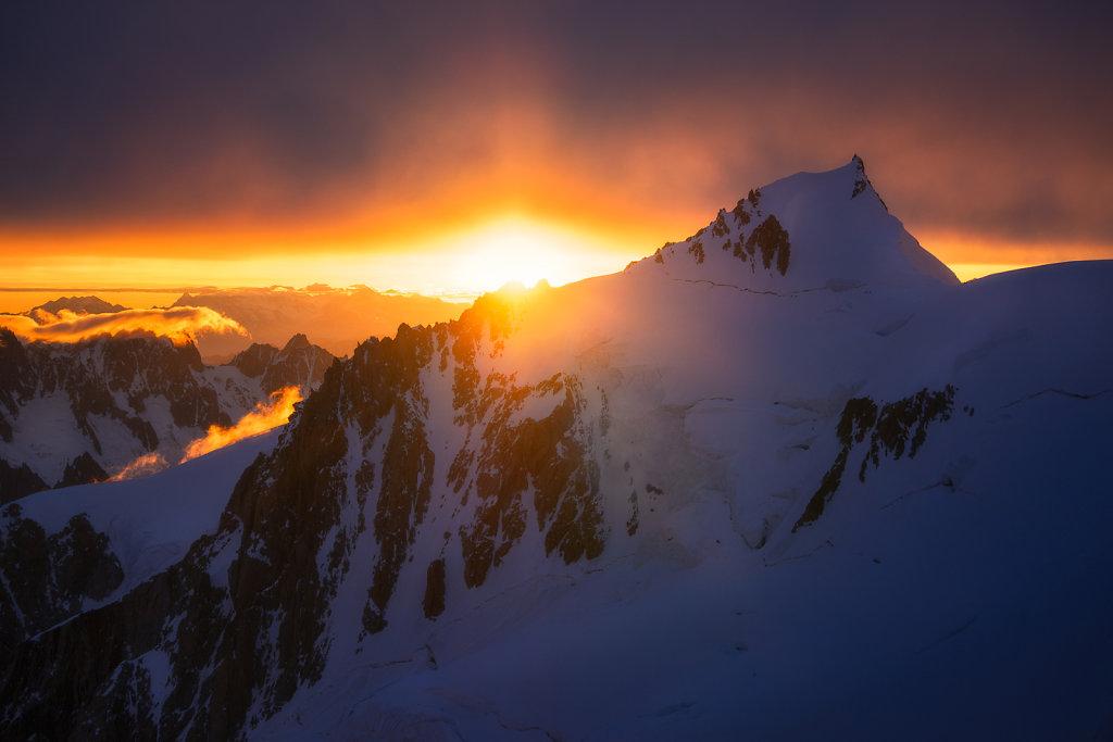 Alps - Mont Maudit (4465m)